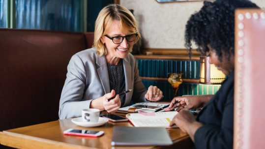 3 Ways to Build Coaching Into Your Career
